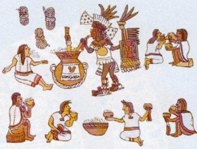 Pulque-códice