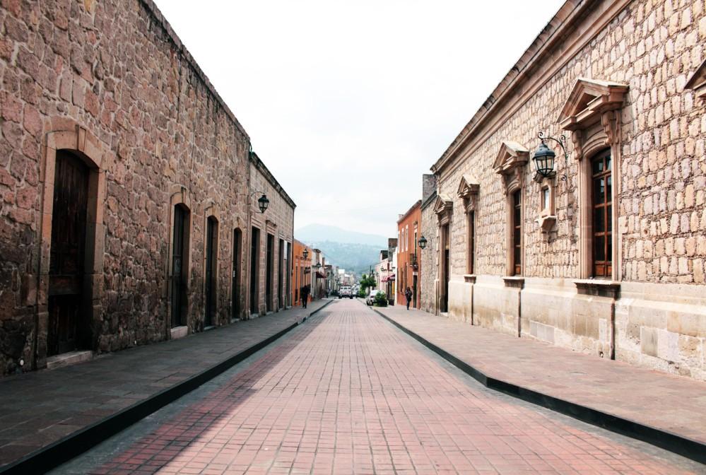 Calle García Obeso Col. Centro