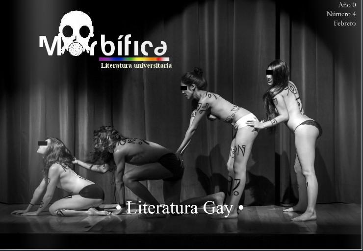 Literatura gay