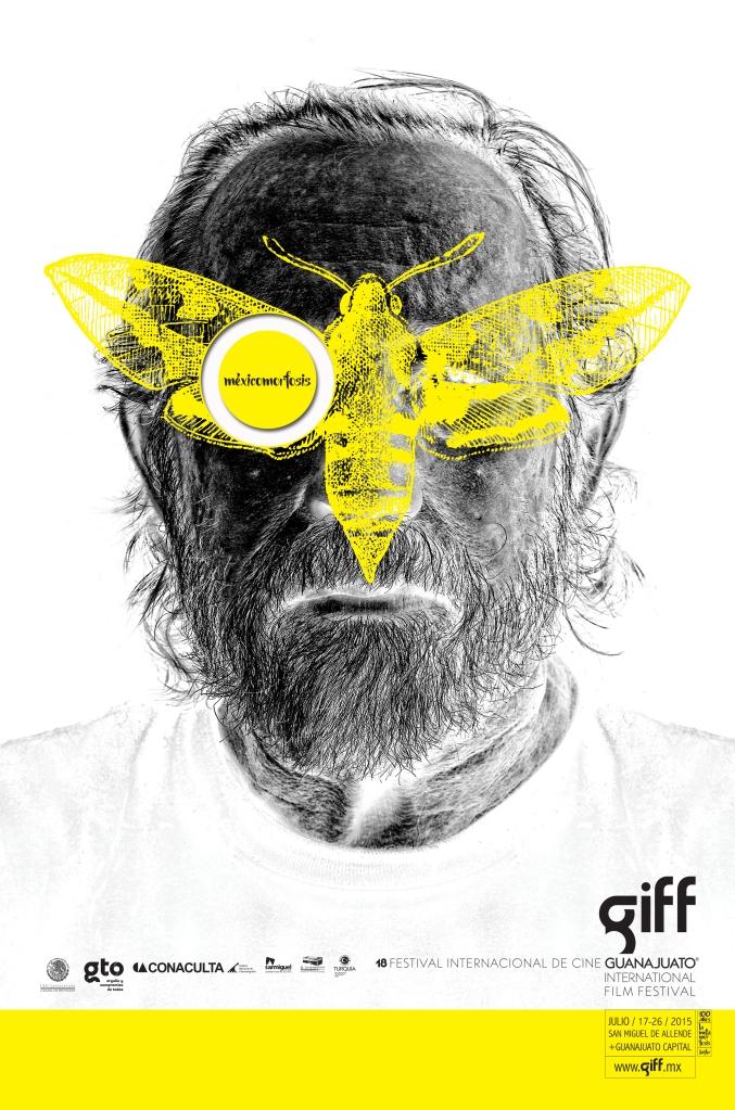 poster giff 2015 (méxicomorfosis)