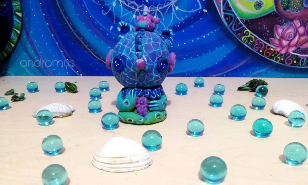 Art toys, resina - acrílico
