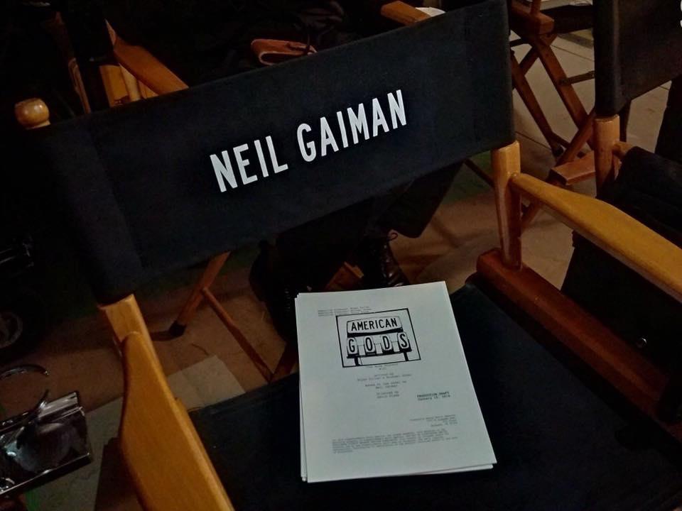 Gaiman Chair