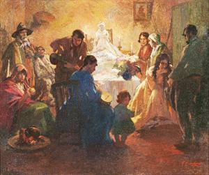 VELORIO DEL ANGELITO ARTURO GORDON